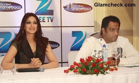 Sonali Bendre Anurag Basu  Kids Reality Show Indias Best Dramebaaz