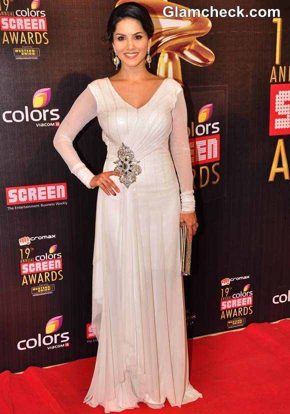 Bollywood Celebs At The 19th Annual Colors Screen Awards