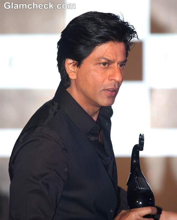 Shahrukh Khan Launches Times of India Film Awards