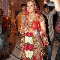 Udita Goswami gets married pictures