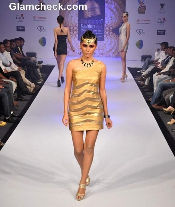 Umesh Joshi Bangalore Fashion Week Summer Showers 2013