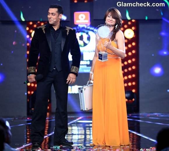 Urvashi Dholakia Bigg Boss Season 6 Winner