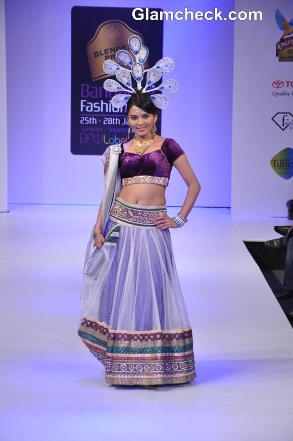 Vatsala Avinash Rupa G Bangalore Fashion Week Summer Showers 2013