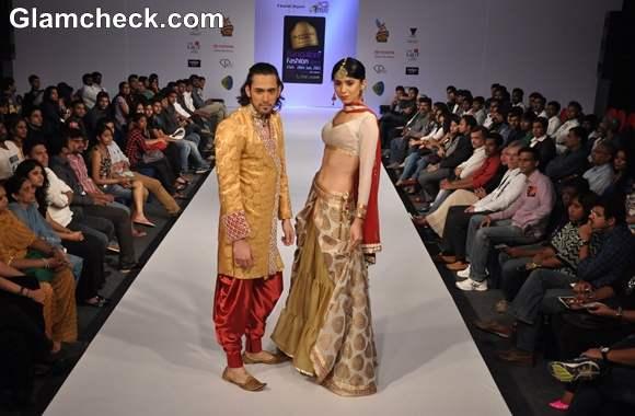 Vatsala Avinash Rupa G show Bangalore Fashion Week Summer Showers 2013