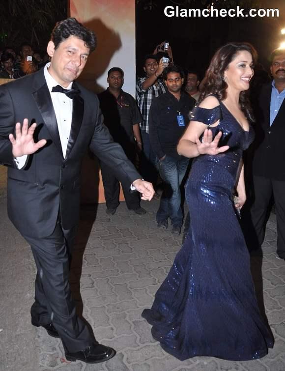 Madhuri Dixit Nene Filmfare Awards 2013