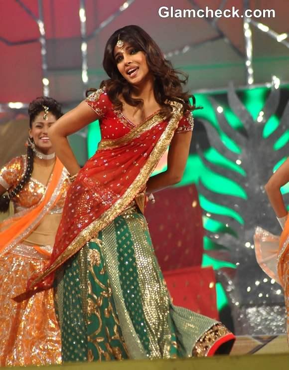priyanka chopra Mumbai Police Umang Show