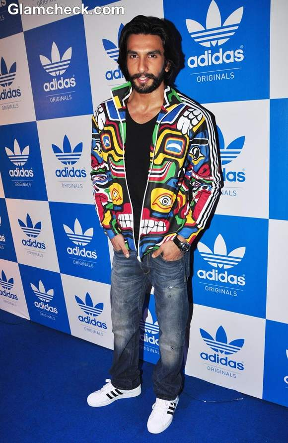 ranveer singh Bash With Rapper Snoop Dogg Hosted By Adidas