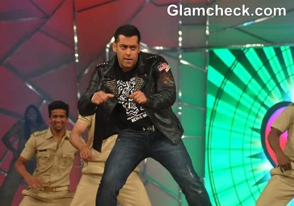 salman khan Mumbai Police Umang Show