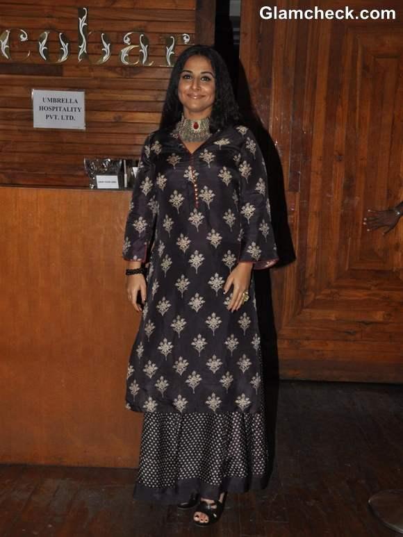 vidya balan Ghanchakkar Wrap-up Bash in Mumbai