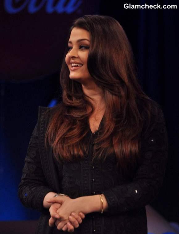 Aishwarya Rai Bachchan At NDTV Coca Cola Support My School Telethon