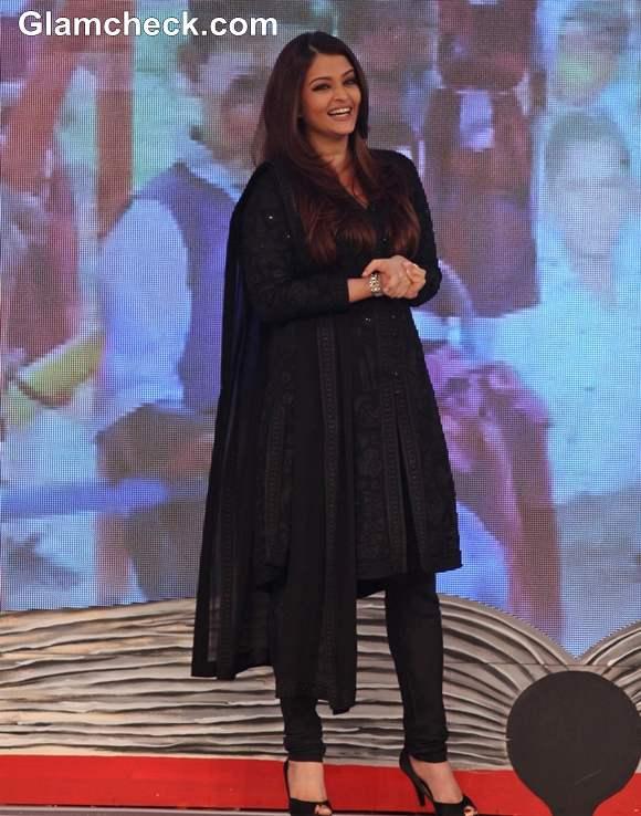 Aishwarya Rai Bachchan NDTV Coca Cola Support My School Telethon