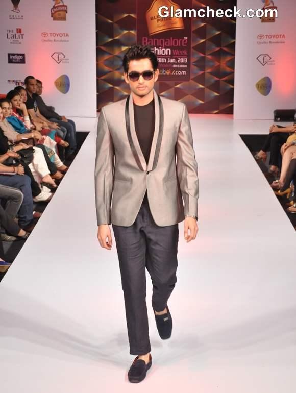 Akhilesh Pahwa bangalore fashion week summer showers 2013 collection