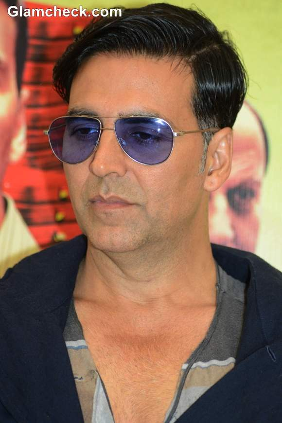 Akshay Kumar Special Chabbis promotions in Hyderabad