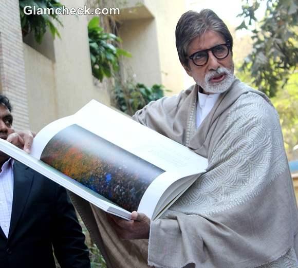 Amitabh Bachchan Donates 25 Lakhs to Plan India