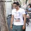 Arjun Kapoor On The Streets Of Kolkata for his upcoming Movie Gunday