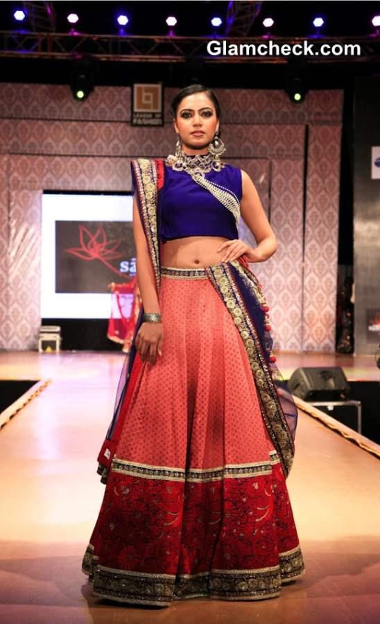 Astitva 2013 League Fashion Show Bangalore
