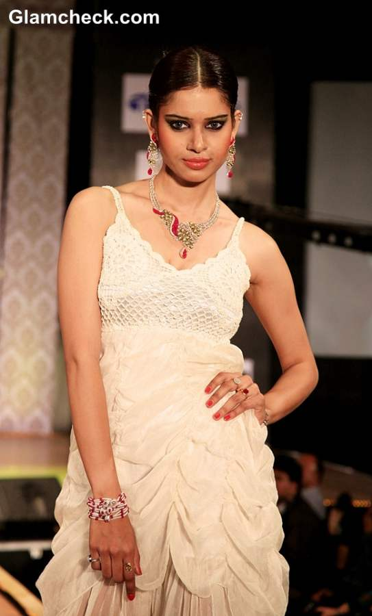 Astitva 2013 League Of Fashion Show At Jayamahal Palace In Bengaluru
