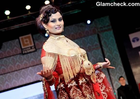 Astitva 2013 League Of Fashion Show Bangalore