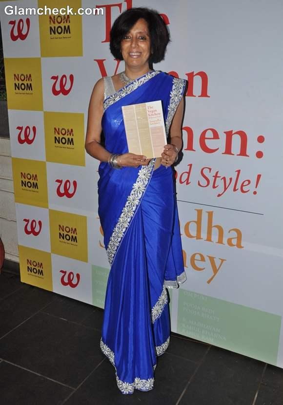 Author Anuradha Sawhney book launch 2013