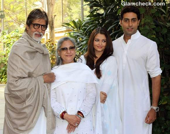Bachchan Family Donate 25 Lakhs to Plan India