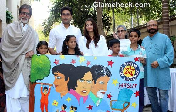 Bachchans Donate 25 Lakhs to Plan India