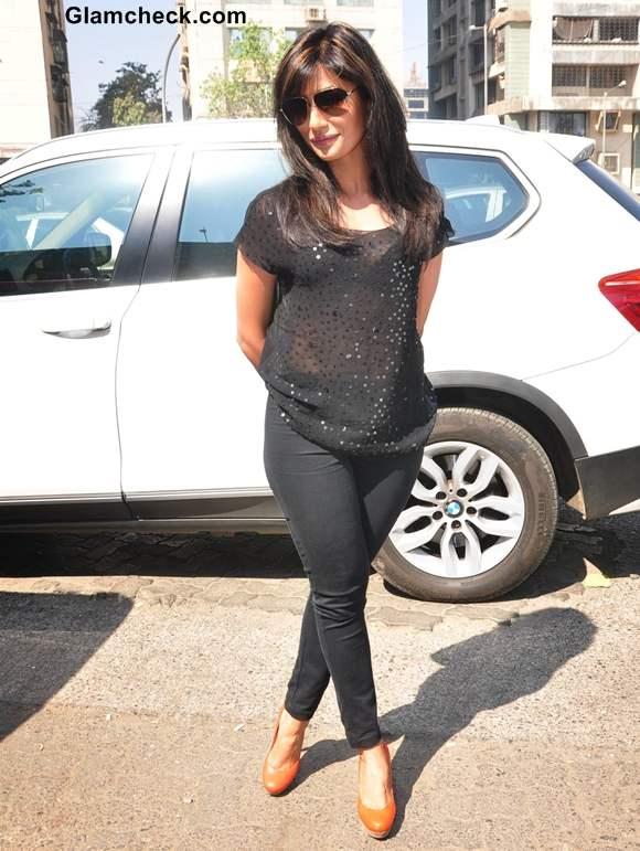 Chitrangada Singh style in I Me Aur Main