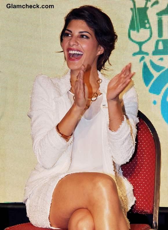 Jacqueline Fernandes Promotes GET SRI LANKANED