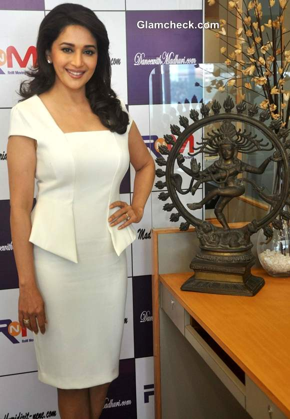 Madhuri Dixit Online Dance Academy launched