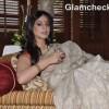 Mahi Gill Promotes Saheb Biwi Aur Gangster Returns At JW Marriott In Mumbai
