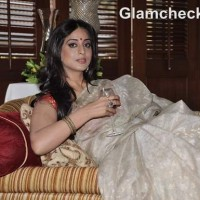 Mahi Gill Promotes Saheb Biwi Aur Gangster Returns At JW Marriott In Mumbai