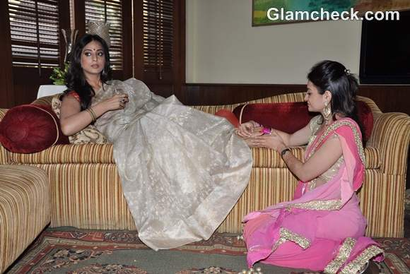 Mahi Gill Promotes Saheb Biwi Aur Gangster Returns