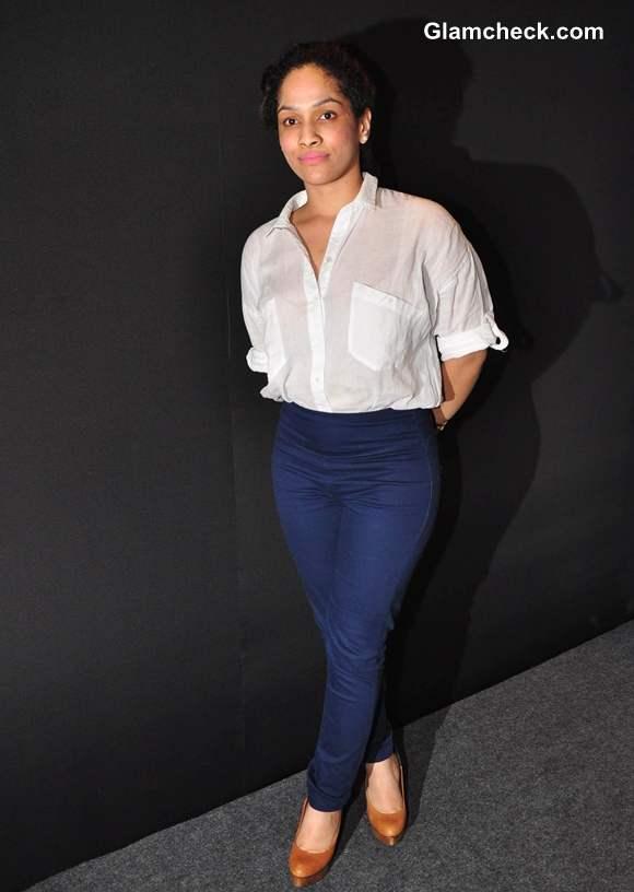 Masaba Gupta fashion designer Lakme India Fashion Week Summer-Resort 2013