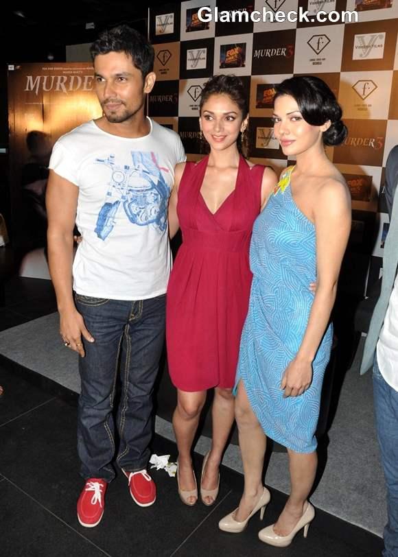Murder 3 Promotions At F Lounge Bar Mumbai