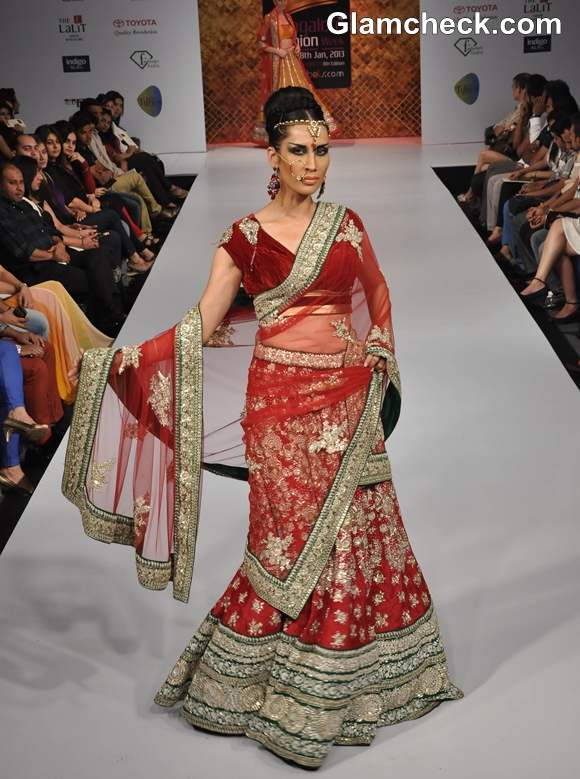 Neeru Emporio Collection at bangalore fashion week summer showers 2013