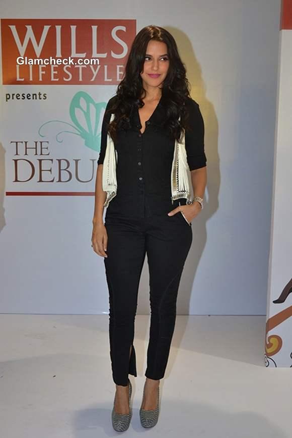 Neha Dhupia at Wills Lifestyles THE DEBUT
