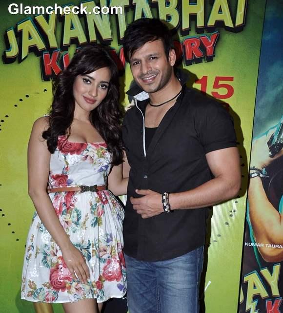 Neha Sharma Vivek Oberoi Jayanta Bhai Ki Luv Story