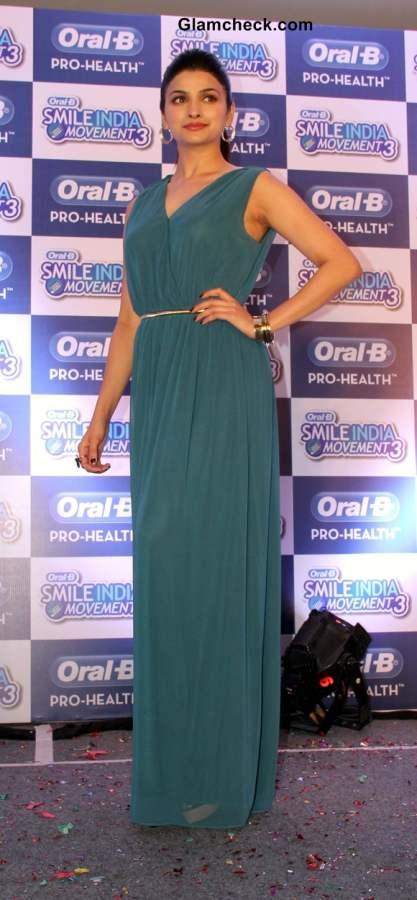 Prachi Desai Elegant in gown 2013