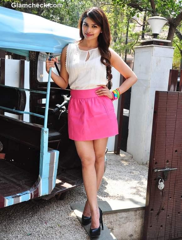 Prachi Desai Flaunts Candy colors