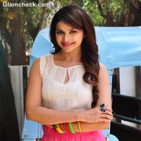 Prachi Desai casual look