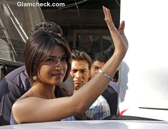 Priyanka Chopra in Gunday 2013 movie