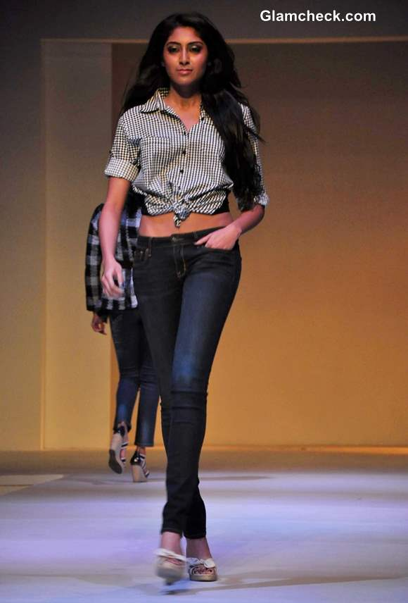 Promart Retail Fashion Show 2013 collections