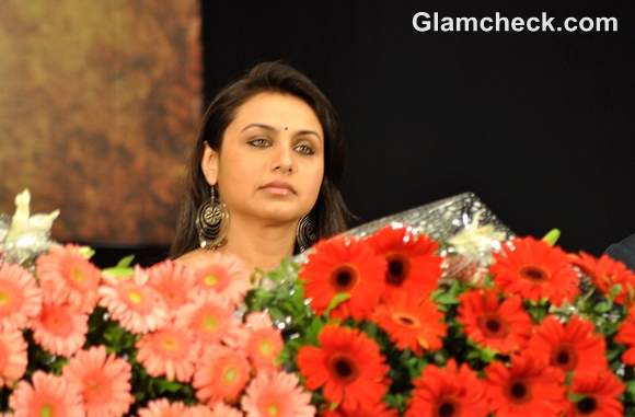 Rani Mukherjee at Womens Safety event in Mumbai