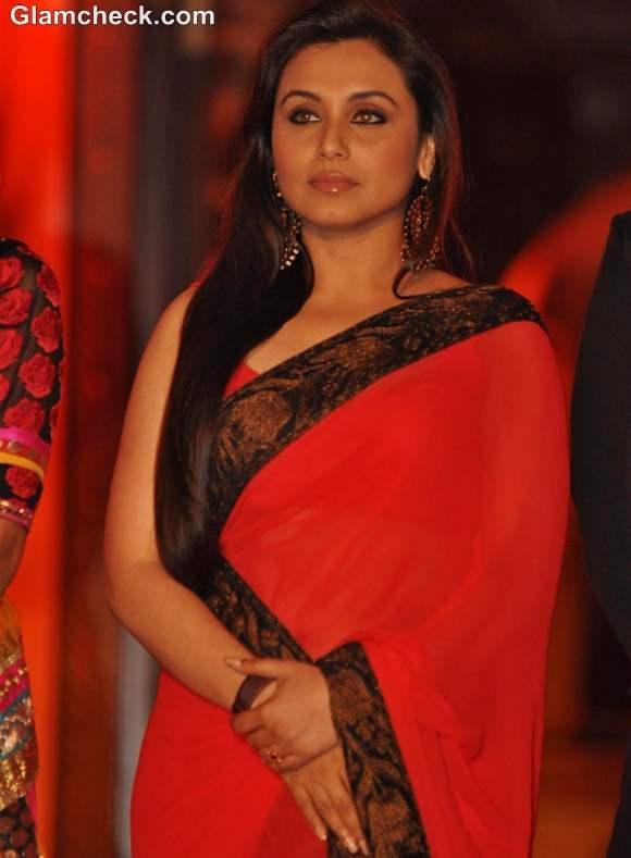 Rani Mukherji Launches Sanjay Leela Bhansalis Saraswatichandra