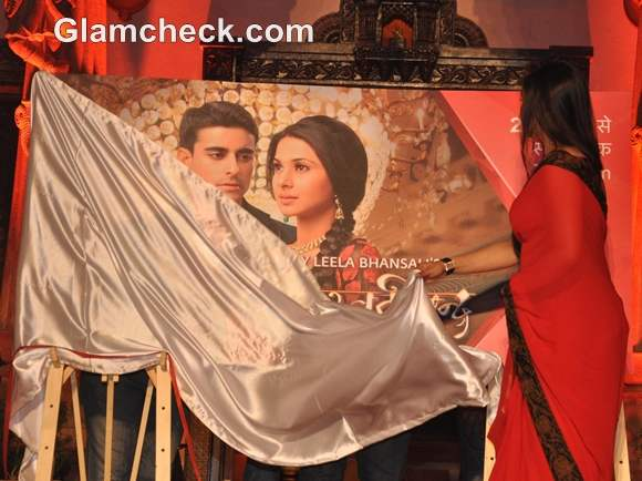 Sanjay Leela Bhansalis Saraswatichandra launch