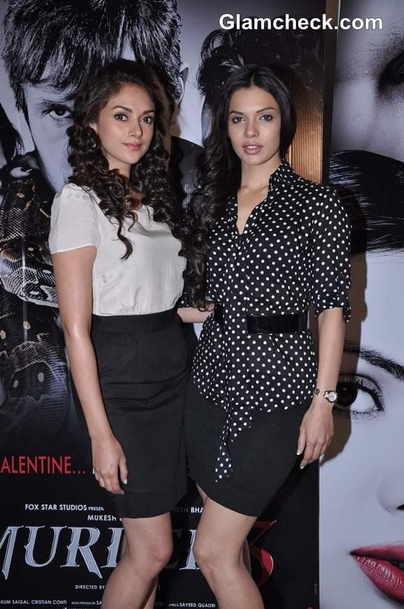 Sara Loren Aditi Rao Hydari Murder 3 actress