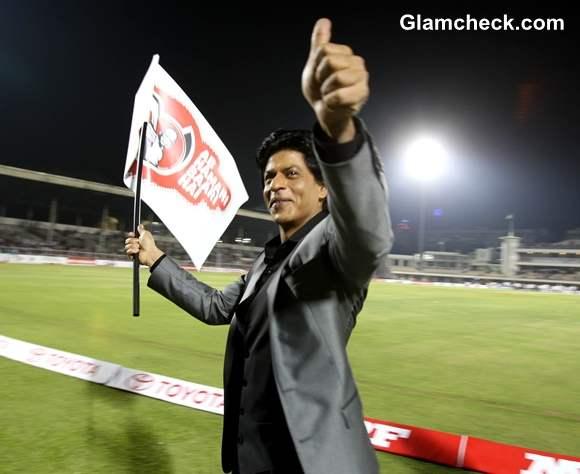Shah Rukh Khan NDTV University Cricket Championship