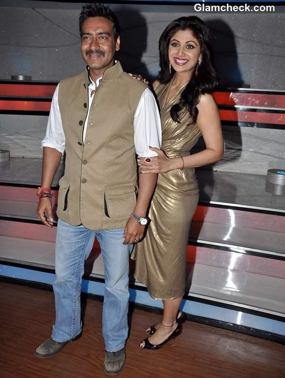 Shilpa Shetty In Namrata Joshipura dress