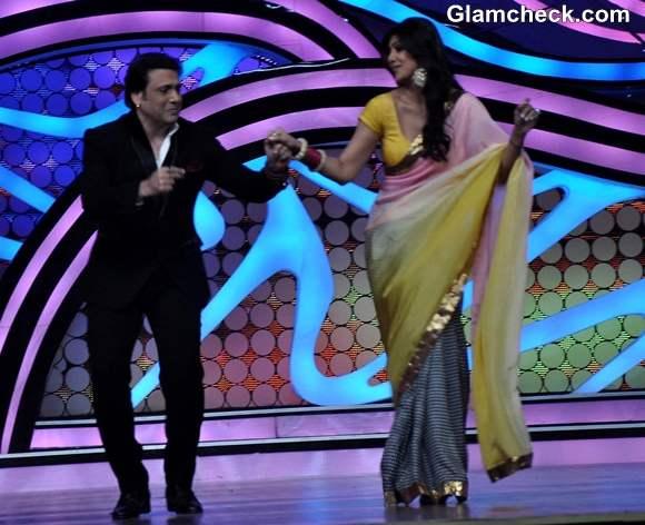 Shilpa Shetty govinda on Nach Baliye 5