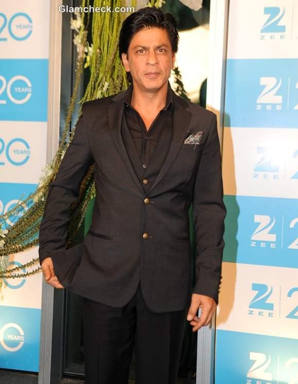 Shrukh Khan at TVs 20 Years Celebration Bash