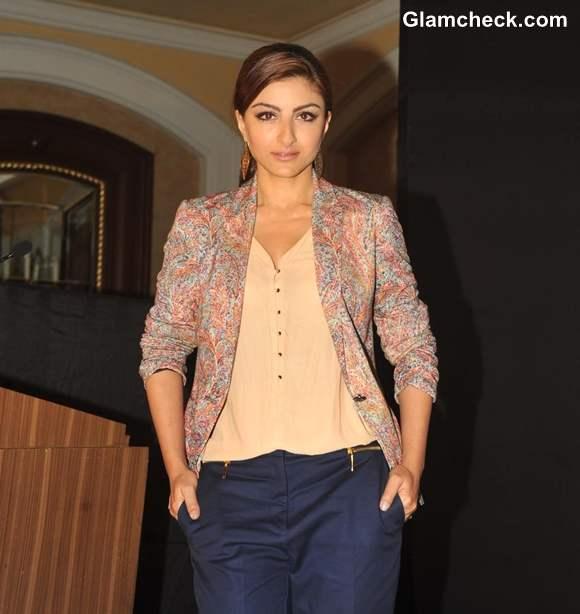 Soha Ali Khan style 2013